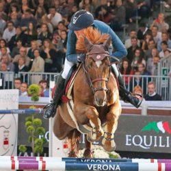 French pair speed to Verona World Cup round victory
