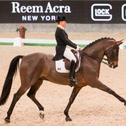 Stunning win in Austria for Isabell Werth and Don Johnson