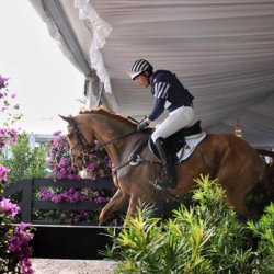 Boyd's the best: former Aussie nabs Florida eventing showcase – again