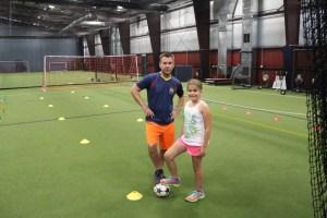 Jason Vogel Training Girl
