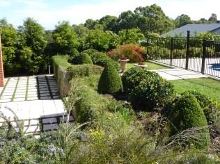 Landscape garden design Newcastle
