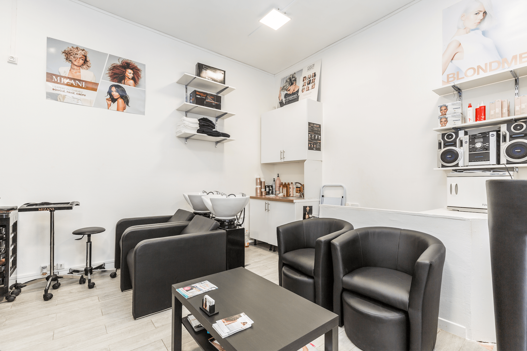 Salon De Coiffure Afro Antillais Paris Hortycélia I Coiffeur Visagiste Multiéthnique à Paris