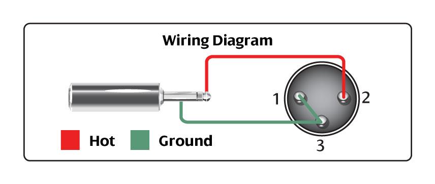 Condenser Microphone Wiring Diagram Wiring Diagram