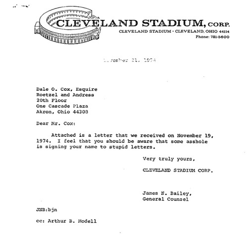 The Best Travel Complaint Letters Of All Time Telegraph Responding To Customer Complaints Cleveland Browns Style
