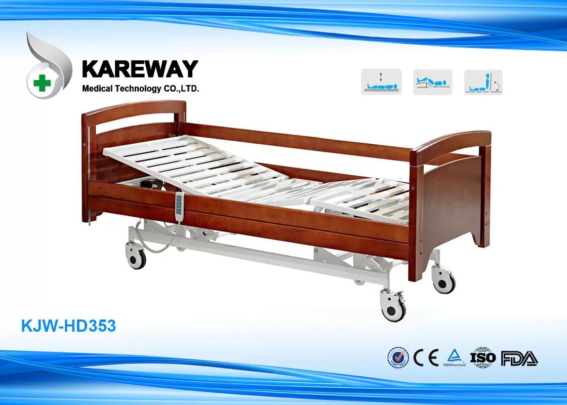 Adjustable Beds Electric Safety Home Hospital Folding Bed Electric Adjustable Beds 300