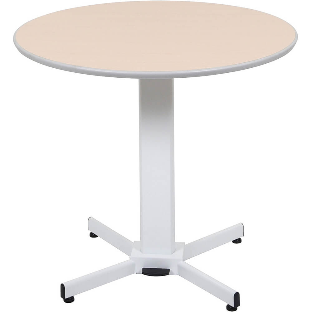 Table On Wheels White 27 5