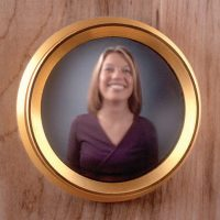 Replace a Peephole With a Door Viewer | The Family Handyman