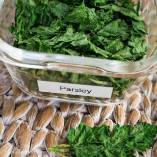 Dried Herbs | Hostess At Heart