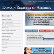 Droa.com – Domain Registry of America Still Sending Mail Outs