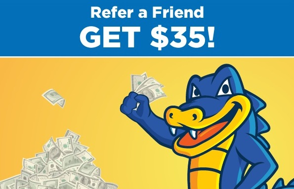 HostGator Refer A Friend Program