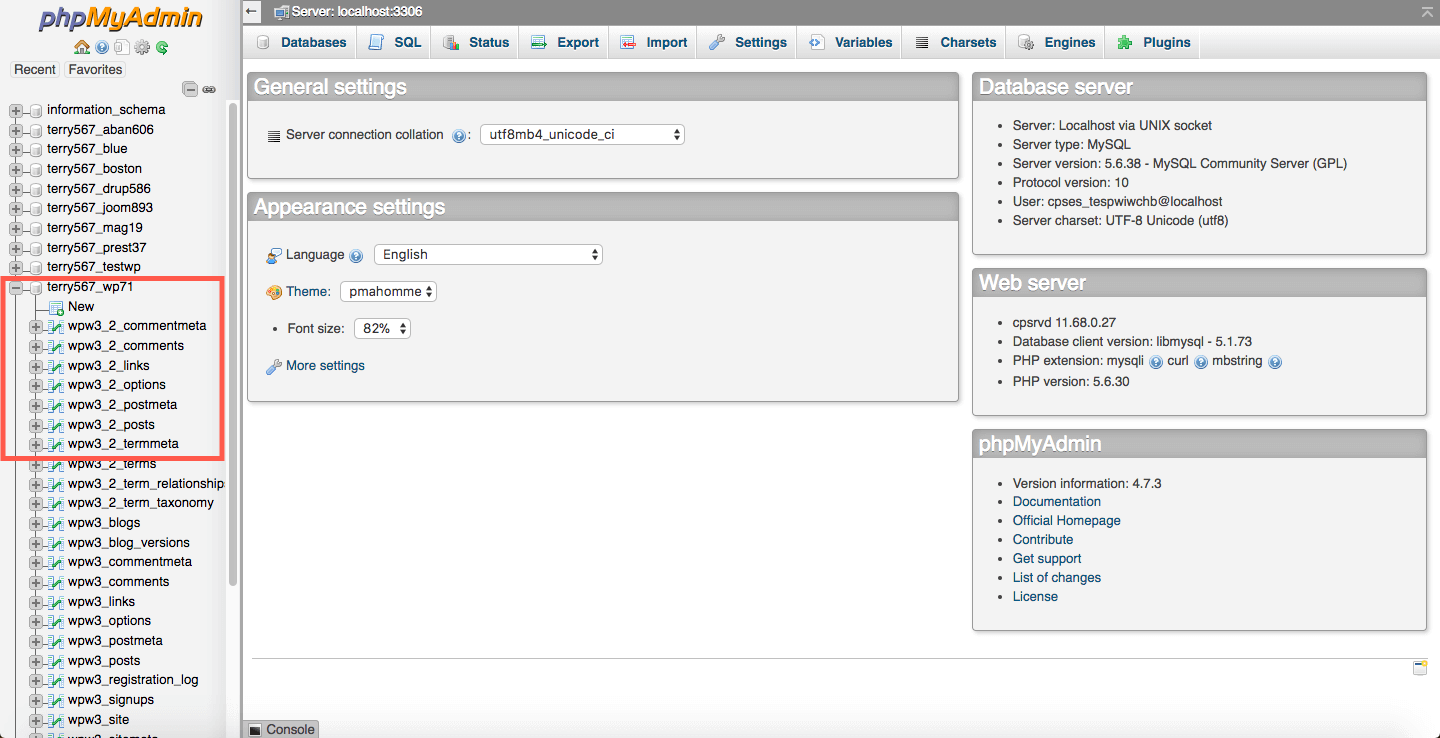 How To Delete Fields From Database Tables Using Phpmyadmin