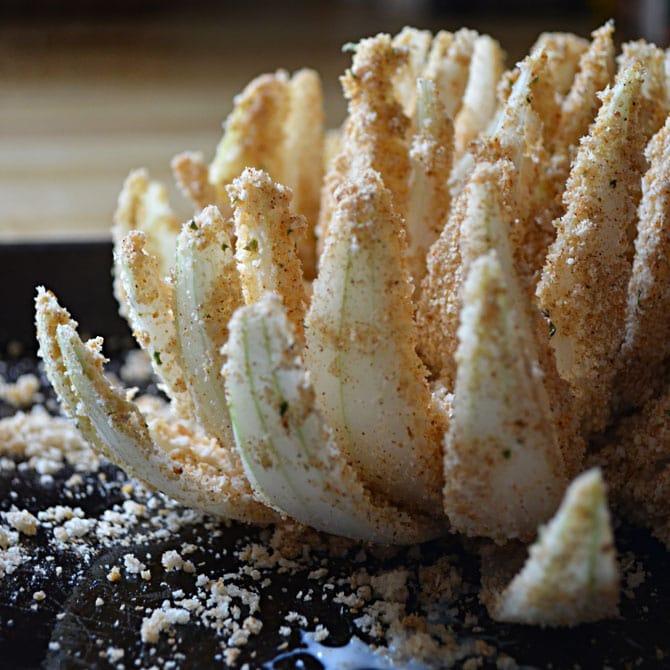 Baked Bloomin' Onion
