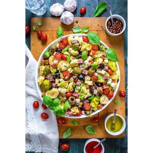 Medium Crop Of Antipasto Salad Recipe