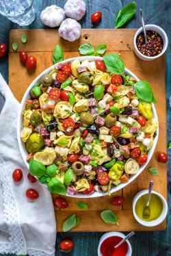 Small Of Antipasto Salad Recipe