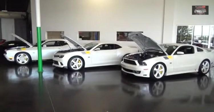 2014 Saleen Mustang Camaro Amp Challenger Hot Cars