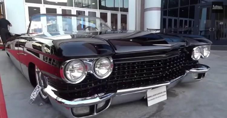 1960 Cadillac Cruella De Ville Convertible Hot Cars