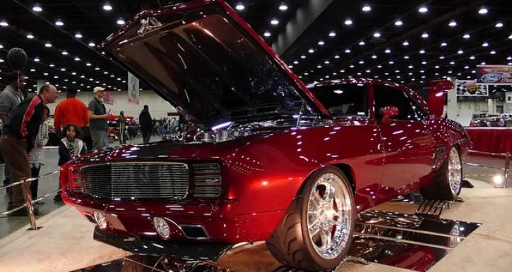 Pro Touring 1969 Chevy Camaro Quot Piranha Quot Hot Cars