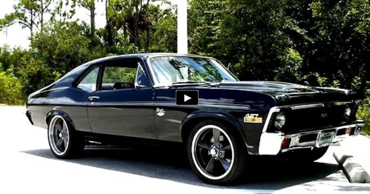 Gorgeous 1971 Chevrolet Nova Ss Yenko Tribute Hot Cars