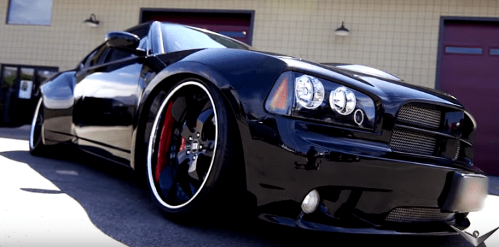 Kindig Design Cars >> SICK 700HP WIDE BODY DODGE CHARGER CUSTOM | HOT CARS