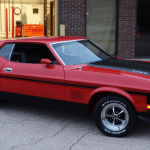 rare 1971 ford mustang mach 1 show winner