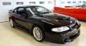 black 1994 ford mustang gt custom