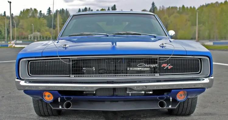 Martin Sokulski Built 1968 Dodge Charger R/T