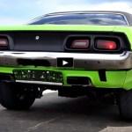 custom built dodge hemi challenger drag racing