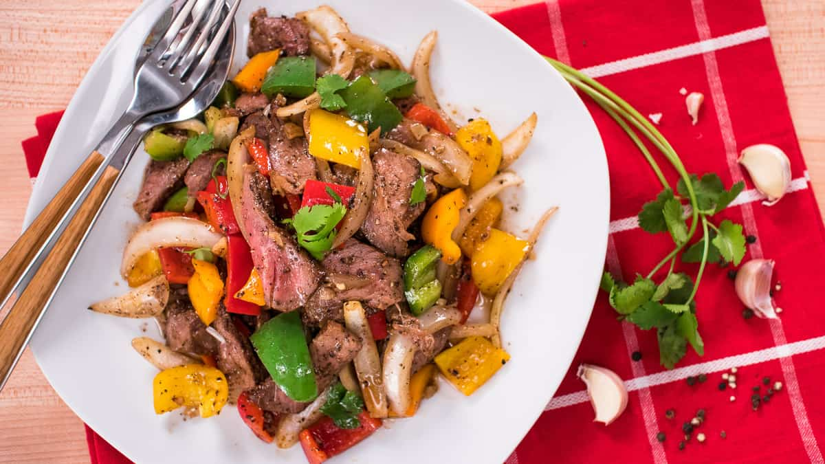 Fullsize Of Off Pepper Steak