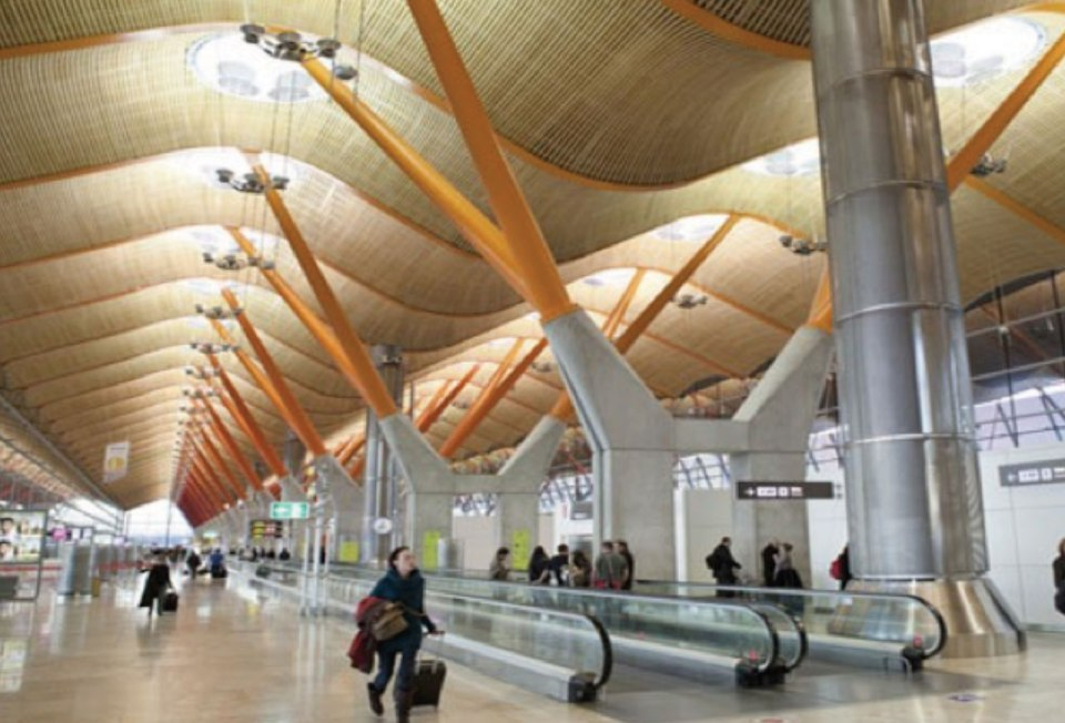 http://www.globaltravelerusa.com/madrid-barajas-airport-is-an-experiential-masterpiece/