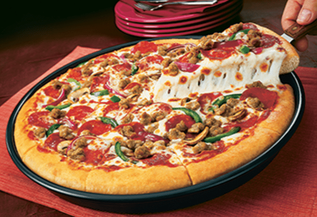 Pizza Hut Canada Large Favourites Deal Only 1499 For