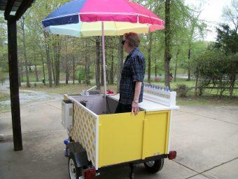 Used Hot Dog Carts Hot Dog Cart