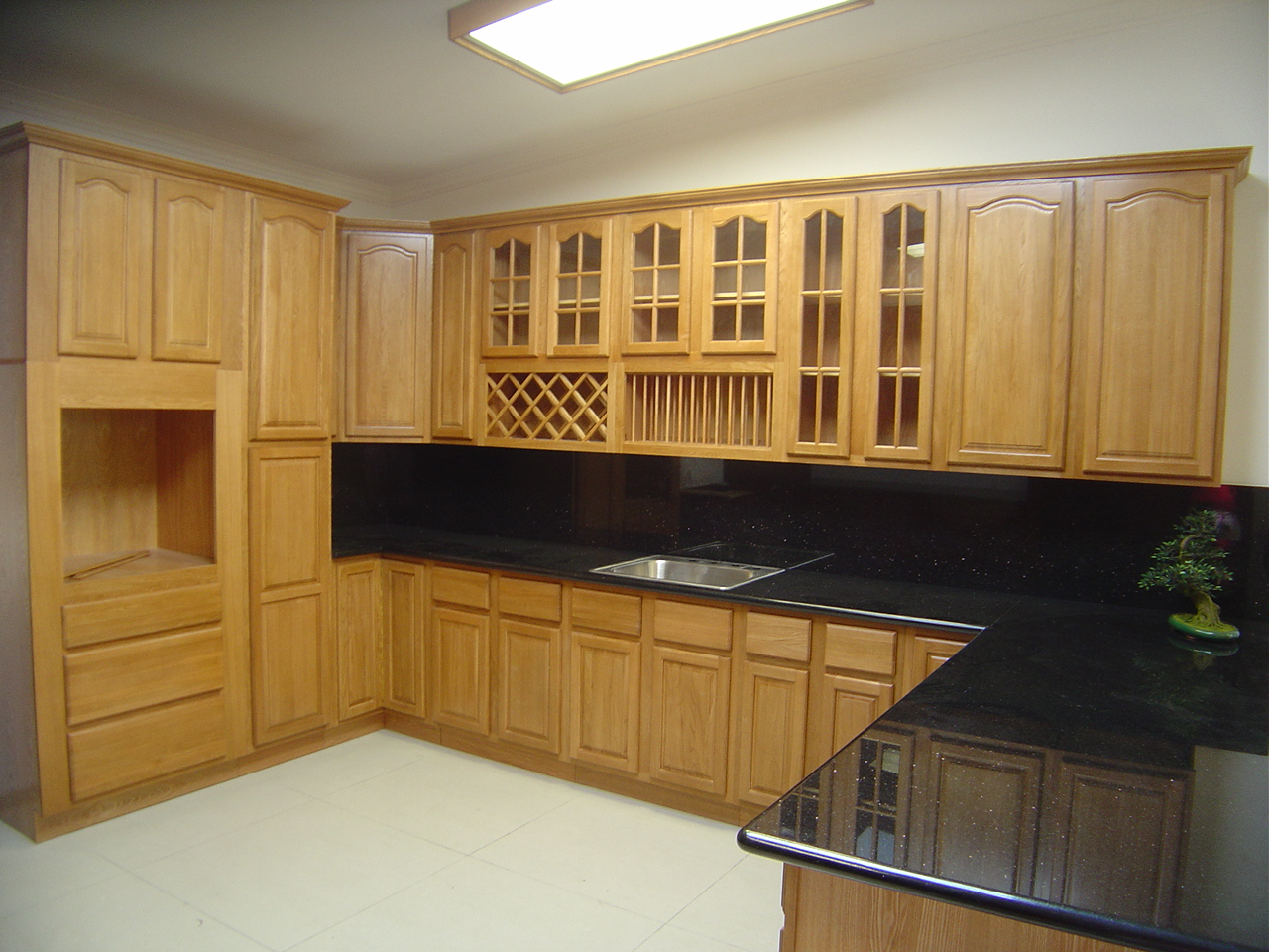 Kitchen Design Ideas Oak Cabinets Oak Kitchen Cabinets For Your Interior Kitchen Minimalist