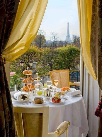 paris brunch