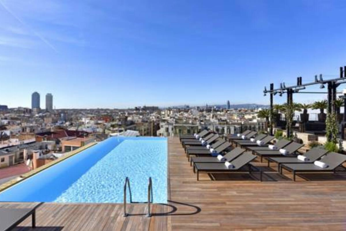 Grand Hotel Central Barcelona Grand Hotel Central - Small Luxury Hotels Of The World - Overview
