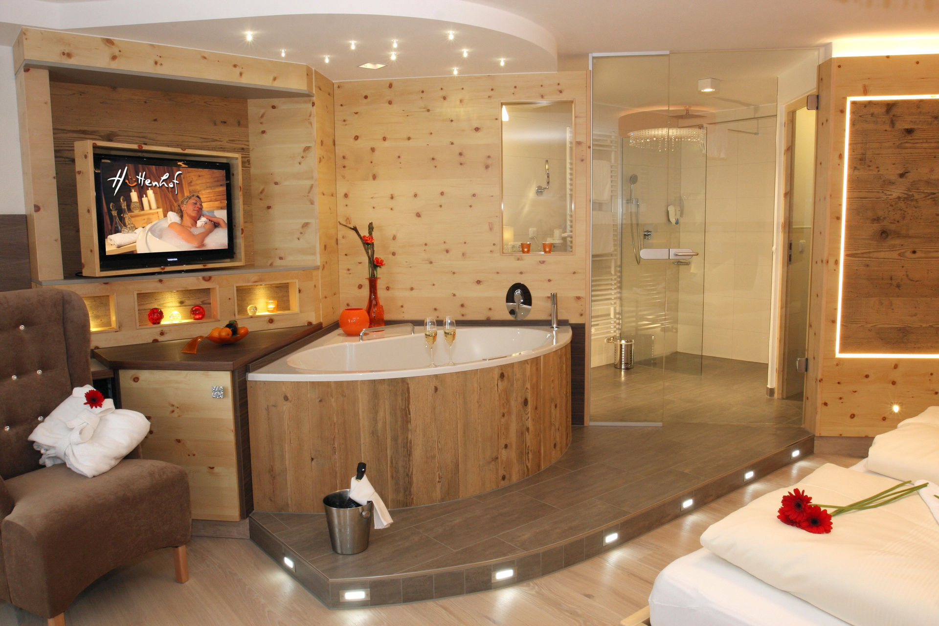 Zimmer Küche Bad Bar Heidelberg Wellness Double Room Quotharmonie Deluxe Quot Wellnesshotel