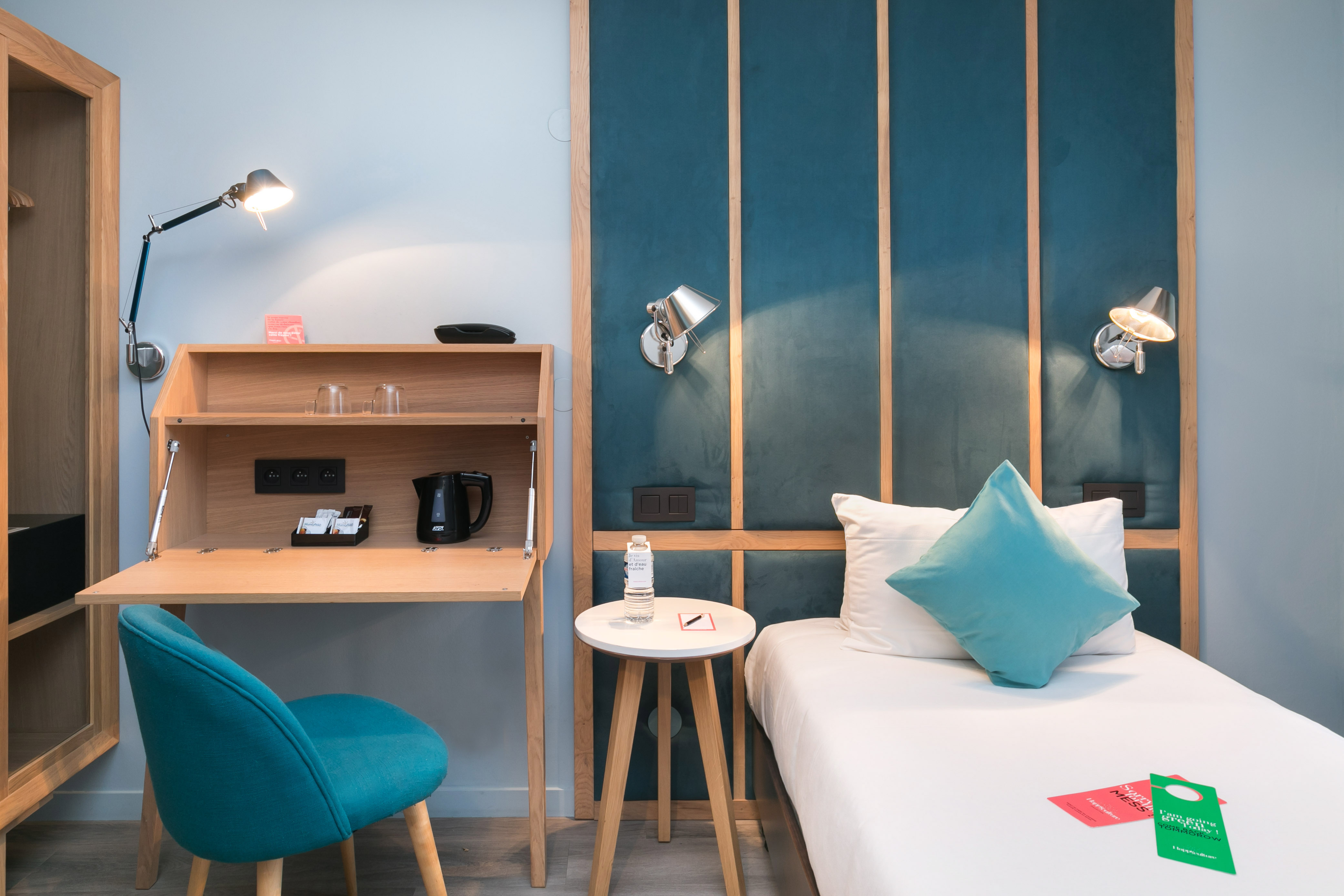 Studio Bercy Quality Hotel And Suites Bercy Bibliothèque By Happyculture