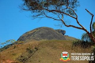 Localizado no Parque Municipal das Montanhas de Teresópolis, as rochas formam a imagem de uma tartaruga, que unidas as belezas ao redor tornam este um belo local de visitação.