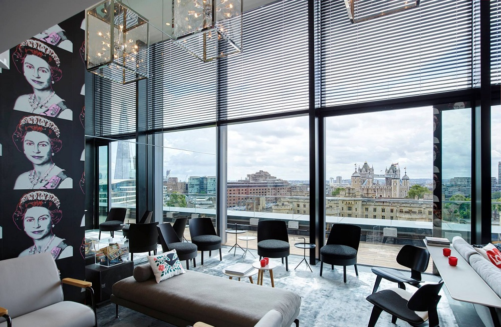 Grand Opening For Citizenm Tower Of London Property