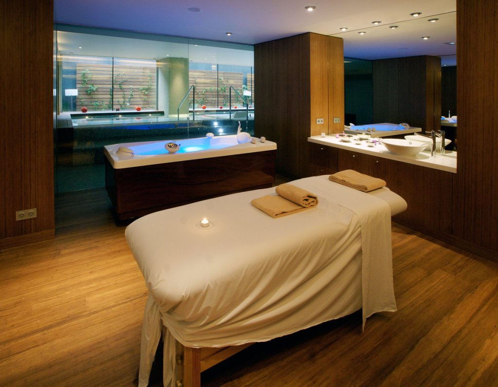 Salon Massage Barcelone Spazio Beauty Wellness Center Hotel Sb Diagonal Zero