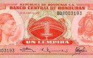 Historia de Lempira Honduras