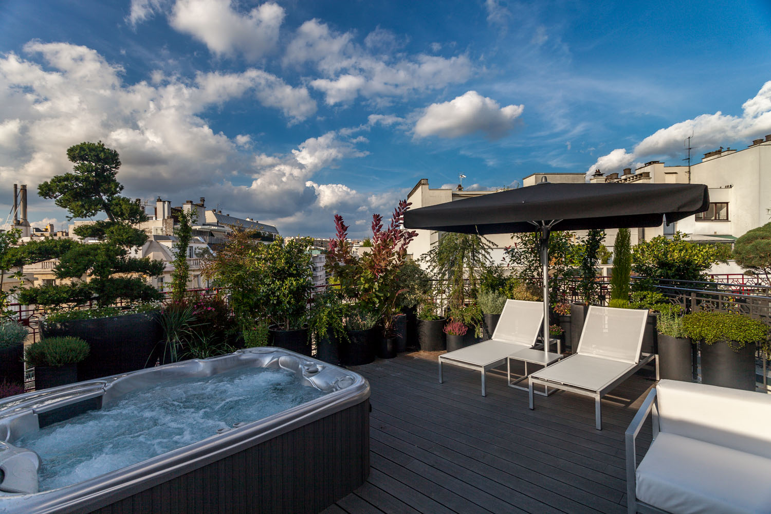 Terrasse Hotel Paris Hotel Félicien Paris By Elegancia Hotels Hotel Paris 75016