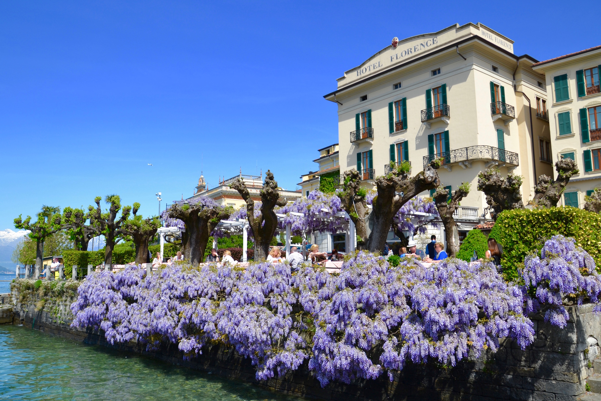 Albergo Firenze Florence Italy Hotel Florence Bellagio