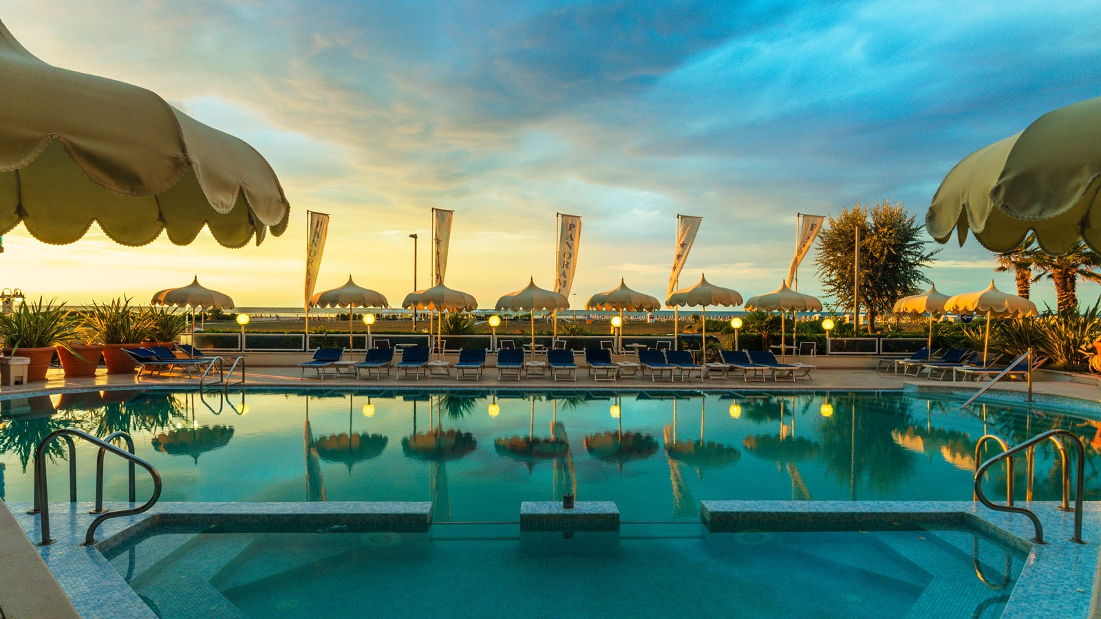 Gutschein Family Hotel 4 Sterne Caorle - Hotel Panoramic - Official Site