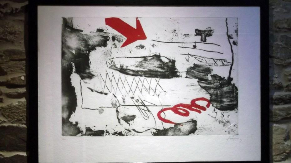 Tapies, obra grafica