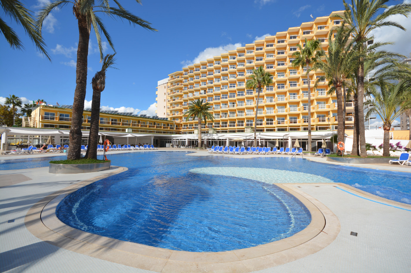Www Check 24 Official Photo Gallery Of Hotel Samos In Magaluf, Mallorca