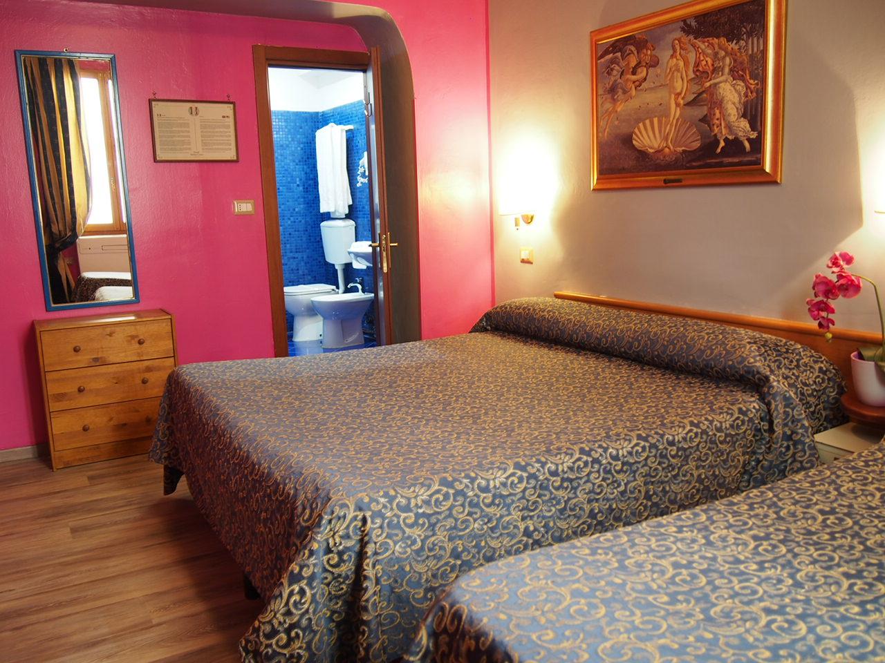 Hotel Soggiorno Pitti Florencia | Hotel A Firenze Con Camere Con ...