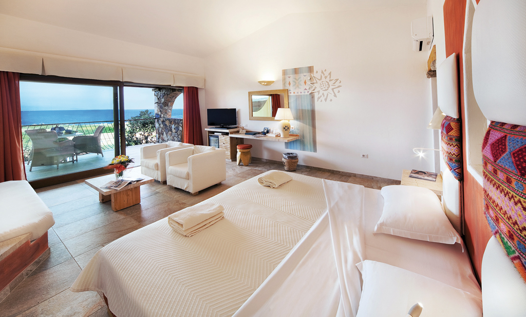 Chambre Hote Luxe The Rooms Of The Hotel La Licciola Sardinia | Hotel 5