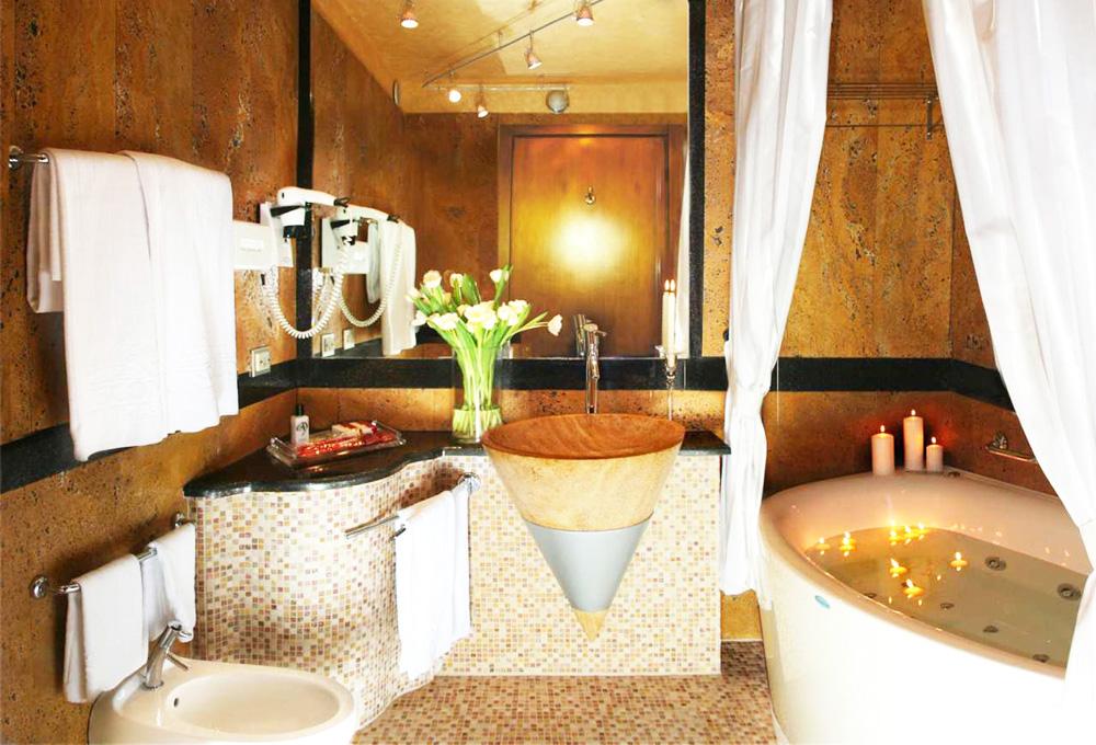 Hotel Con Vasca Idromassaggio In Camera Umbria   Suite Con Vasca ...