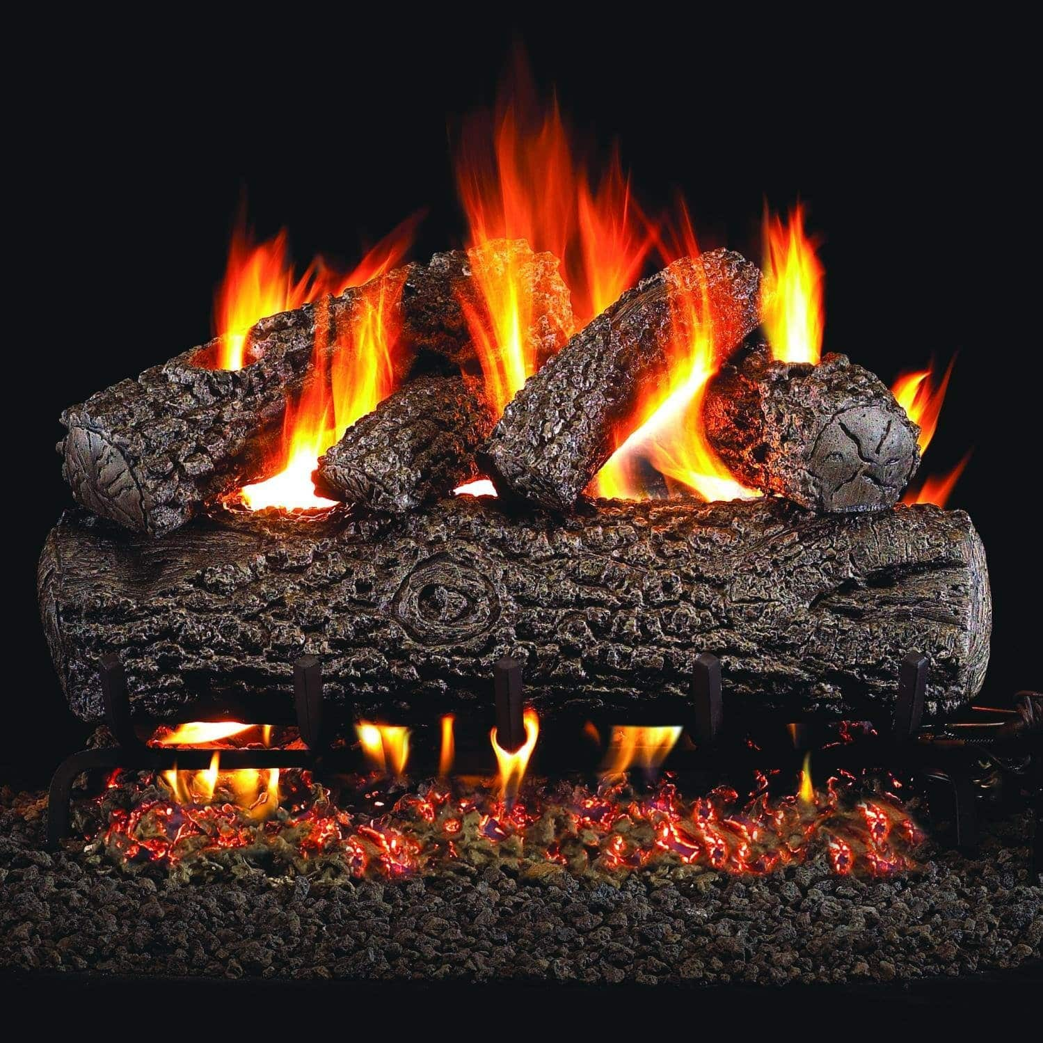 How Much Do Gas Fireplace Logs Cost Best Gas Logs For Vented And Ventless Fireplaces Reviews