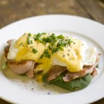 Eggs Benedict and…The Gap Year Crosses the Atlantic